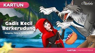 Gadis Kecil Berkerudung Merah | Kartun | Dongeng Bahasa Indonesia | Cerita untuk Anak Anak