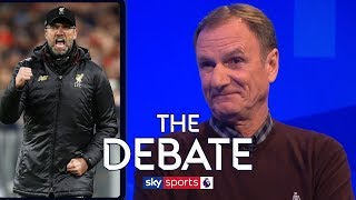 Is Liverpool vs Spurs a title decider? | Phil Thompson & Danny Mills | The Debate