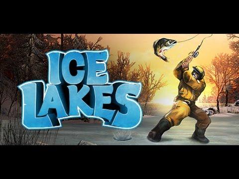 IceLakes  Симулятор зимней рыбалки (Первые Шаги)