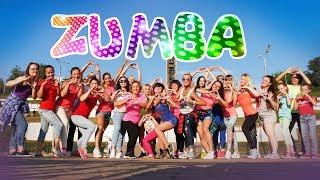 Зумба танец для хорошего настроения! Zumba dance