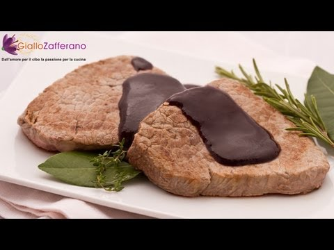Fillet Steak With Red Wine Sauce - Quick Recipe