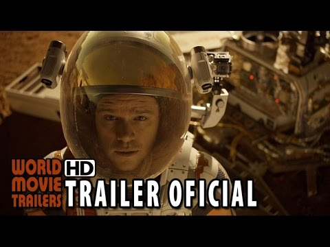 Trailer do filme Perdido em Marte