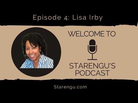 Starengu's Podcast: Passive Shirt Profits with Lisa Irby