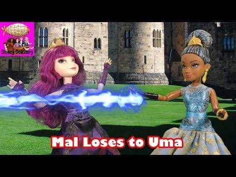mal-loses-to-uma---part-47---descendants-reversed-disney