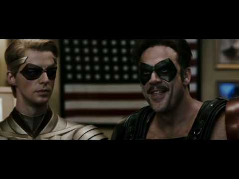 "Watchmen - The Smartest Man ""on the Cinder"""