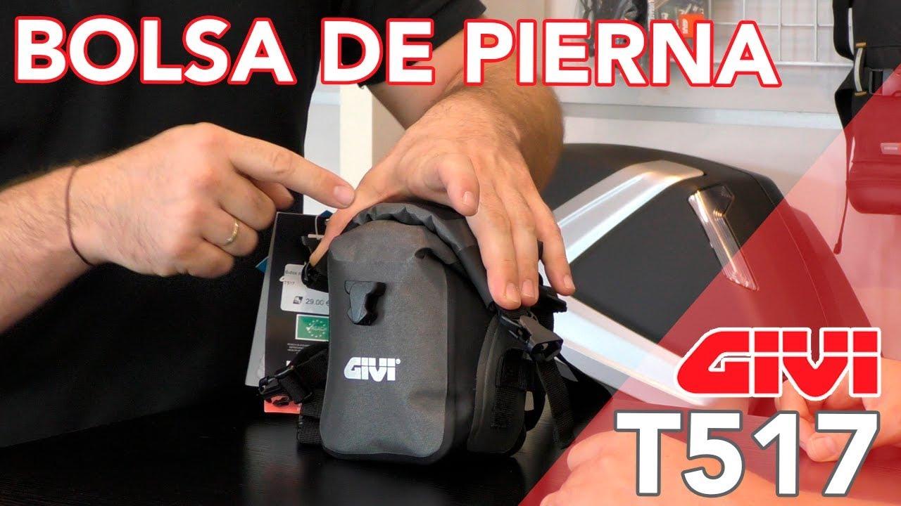 Givi T517 Bolsa Impermeable para piernas