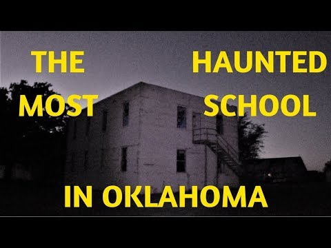 The Most Haunted School | concho Indian School
