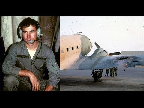 John L. Levitow becomes lowest ranking airman to earn Medal of Honor - 2/24/1969
