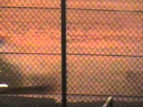 video footage from Cochran Motor Speedway