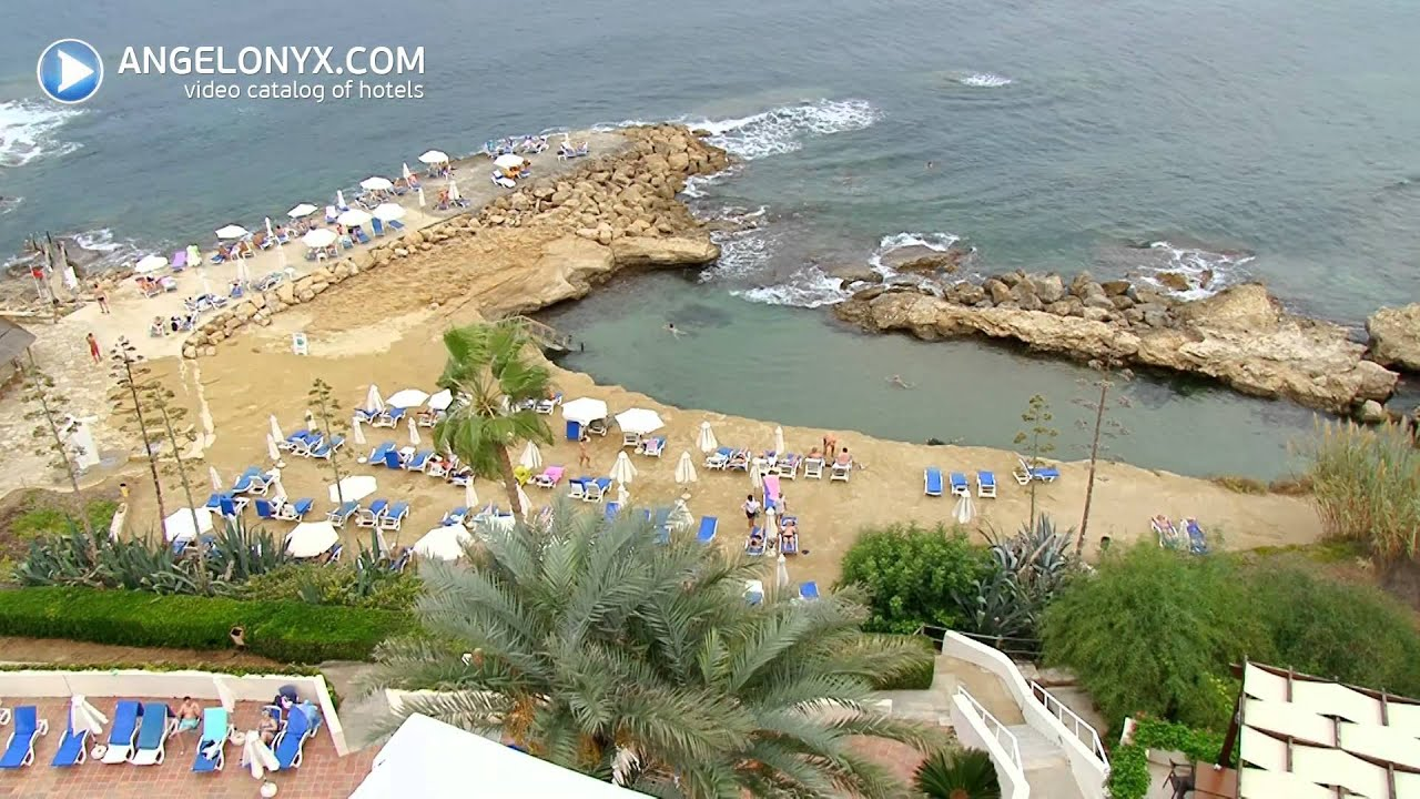 Zypern Paphos Hotel Cynthiana Beach