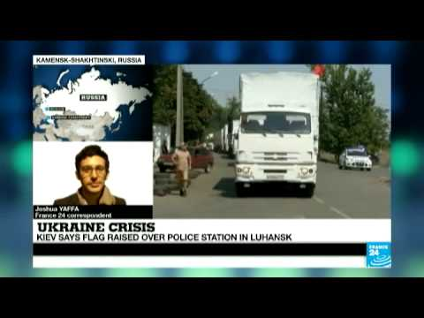 Ukraine: Troops make breakthrough in rebel stronghold