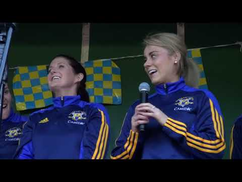 Homecoming for All Ireland Winners 2017 mp4
