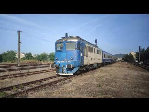 Download Trenurile IR1641 & R4313 sosesc in gara Baia Mare