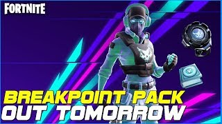 * BREAKPOINT PACK * // NEW TAC // FORTNITE (ALL UPDATE NEWS)