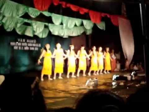 Múa Chiều lên bản thượng_ GV Trường MN Việt Hùng_Đông Anh- HN