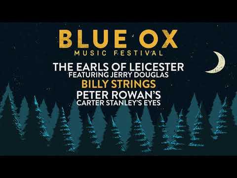 2019 Blue Ox Music Festival Lineup!- Eau Claire WI