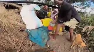 Rescues ongoing in flood-hit Mozambique areas