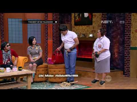 The Best of Ini Talk Show - Anak SMA Super Gaul Andre & Nunung