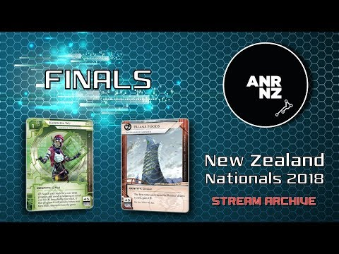 FINALS - NZ NATS 2018 - Robin C vs Michael W