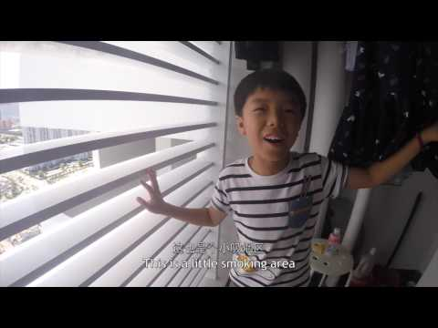 Penang Vlog Part 2 - Penang Maritime Suites Room Tour