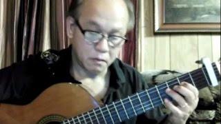 Đường Xưa Lối Cũ (Hoàng Thi Thơ) - Guitar Cover by Hoàng Bảo Tuấn