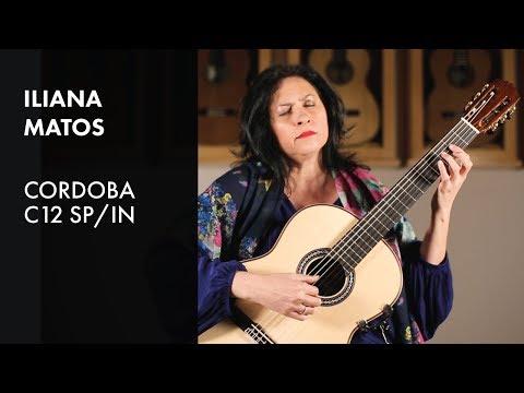 Mirándote - Iliana Matos plays Cordoba C12
