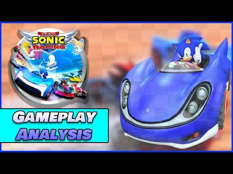 Team Sonic Racing: Gameplay Analysis E3 Sonic Discussion