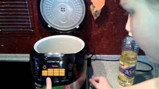 как готовить картошку по-деревенски в мультиварке поларис