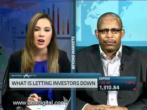 """Africa - The Ultimate Frontier Market"" with David Mataen"