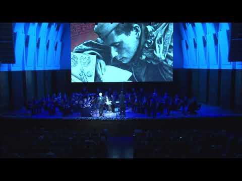 Письмо с фронта - Сергей Зыков.  Концерт полностью. Новосибирский академический оркестр.
