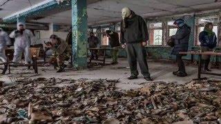 Czarnobyl - 30 rocznica wybuchu elektrowni jądrowej, prezentacja