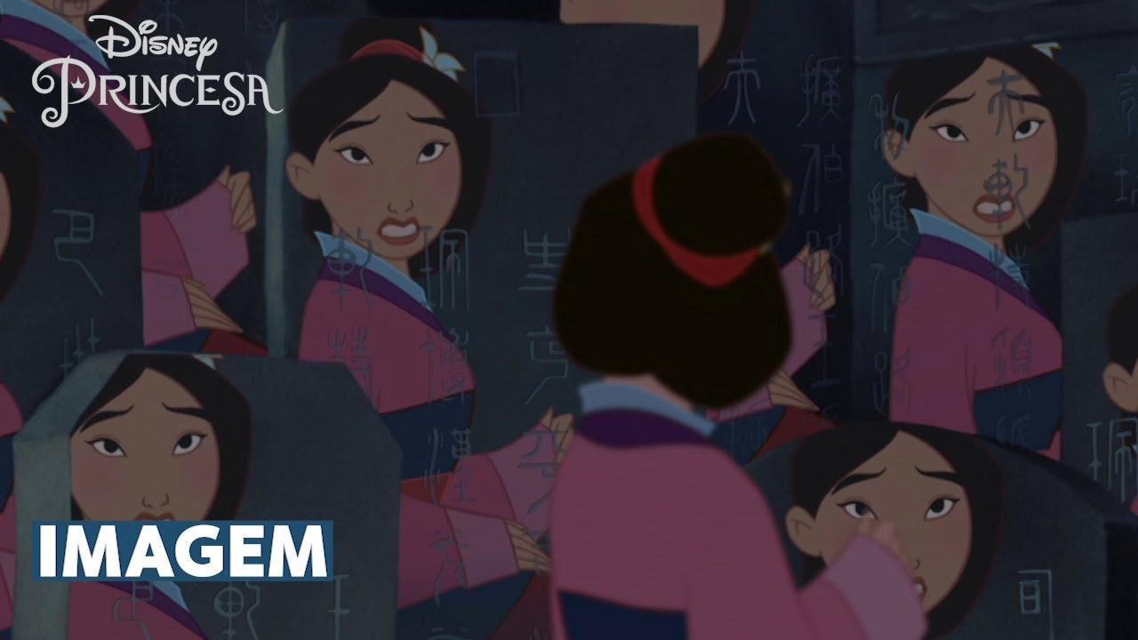 Imagem | com letra | Mulan