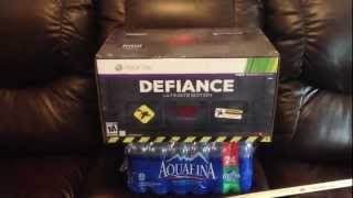 Defiance Ultimate Edition Unboxing (Part 1)