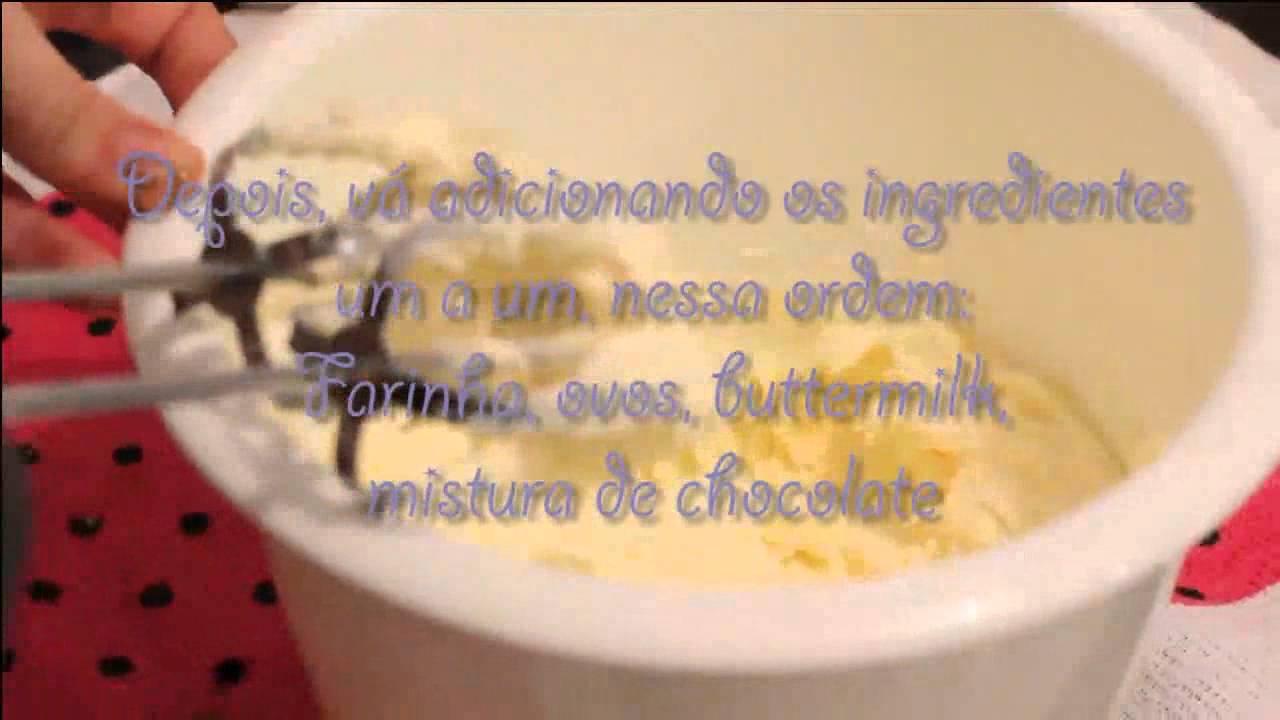 Como fazer: Cupcake de chocolate com pimenta