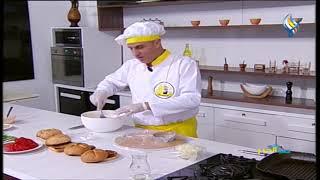 طبخة اليوم.. همبرغر دجاج خفيف على المعدة والجيبة مع الشيف حسن أبو السرور