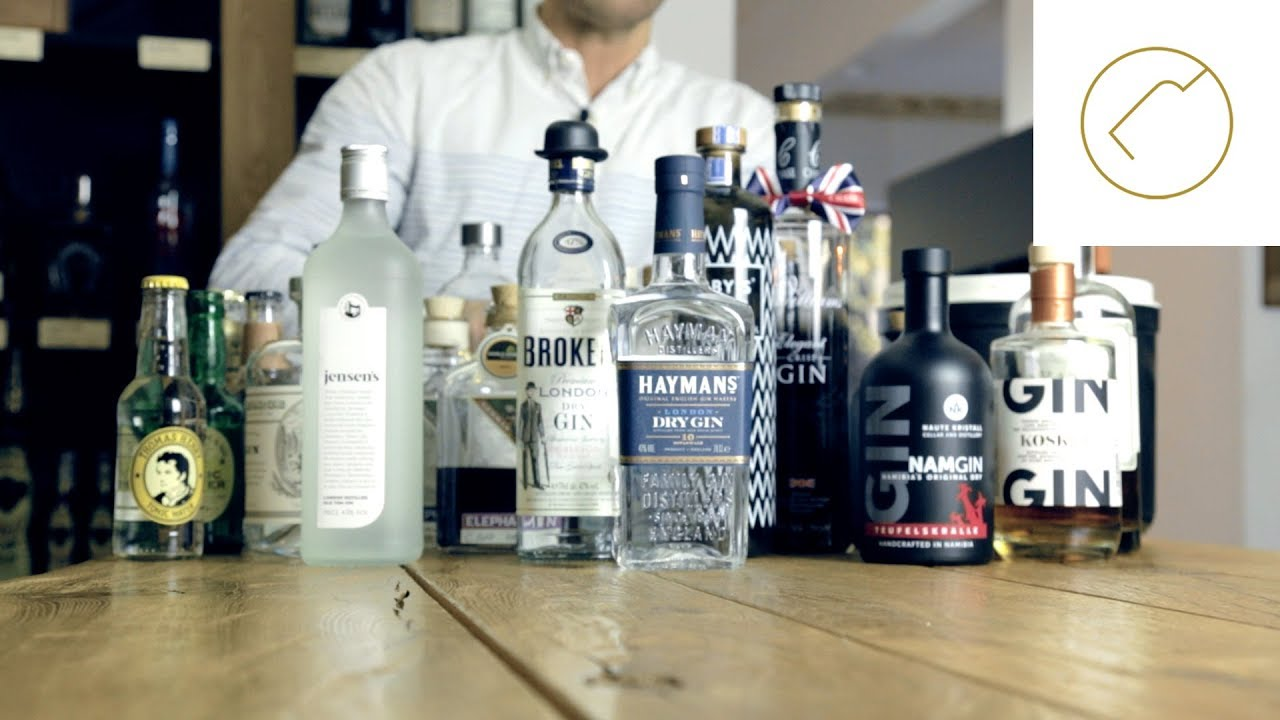 Was Ist Der Beste Gin Delicious Berlin Youtube
