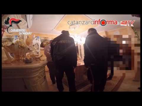 """Operazione """"Safety Car"""" dei Carabinieri"""