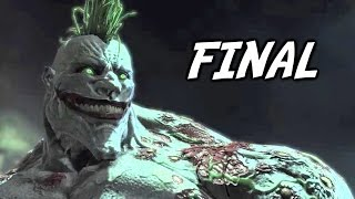 Batman Arkham Asylum #17 CORINGA TITAN [FINAL] PS4 Gameplay em PT-BR
