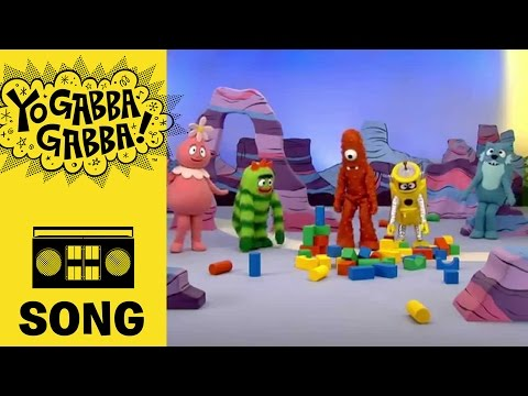 I'm So Sorry - Yo Gabba Gabba!