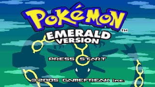 Pokemon Emerald Complete Walkthrough