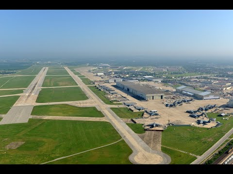 Kelly Air Force is Base is now Port San Antonio