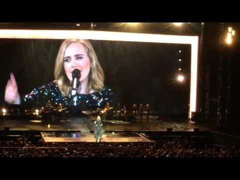 Adele,Verona 29/05/2016
