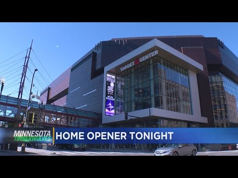 Wolves To Take The Court At Renovated Target Center Friday Night