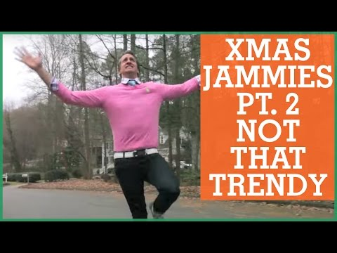 #XMAS JAMMIES PART 2 : Not That Trendy | The Holderness Family