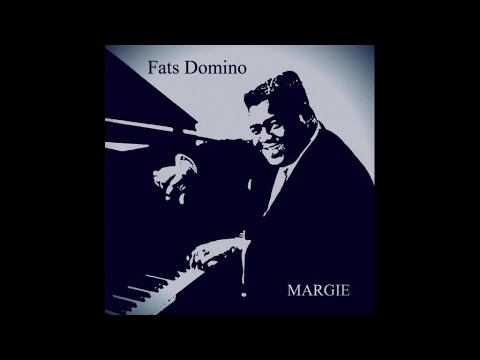 Fats Domino - Margie - #HIGH QUALITY SOUND 1958