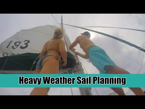 #84: How to Rig Your Boat for Heavy Weather Sailing