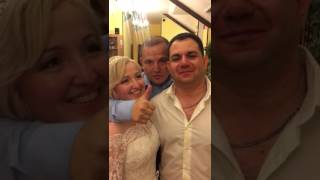 Видео-отзыв!  Ведущая на свадьбу в Москве! Семенова Наталия!!!!!
