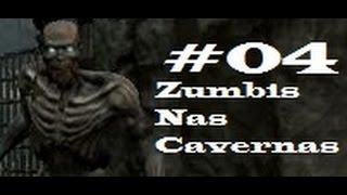 Skyrim #04 Zumbis Nas Cavernas