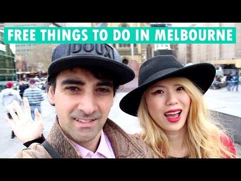 TOP FREE THINGS TO DO IN MELBOURNE