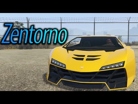 Pegassi Zentorno Performance Test PURE SOUND | GTA V